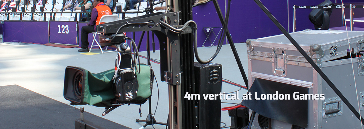 4m vertical at London Games