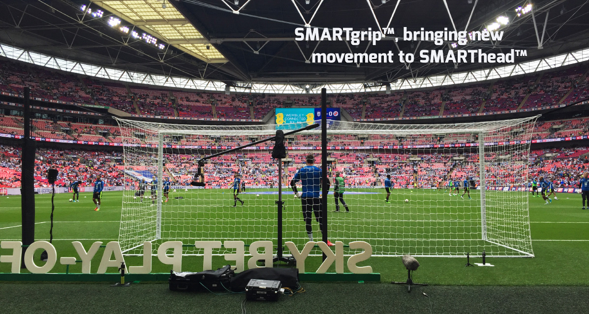 SMARTgripTM, bringing new movement to SMARTheadTM